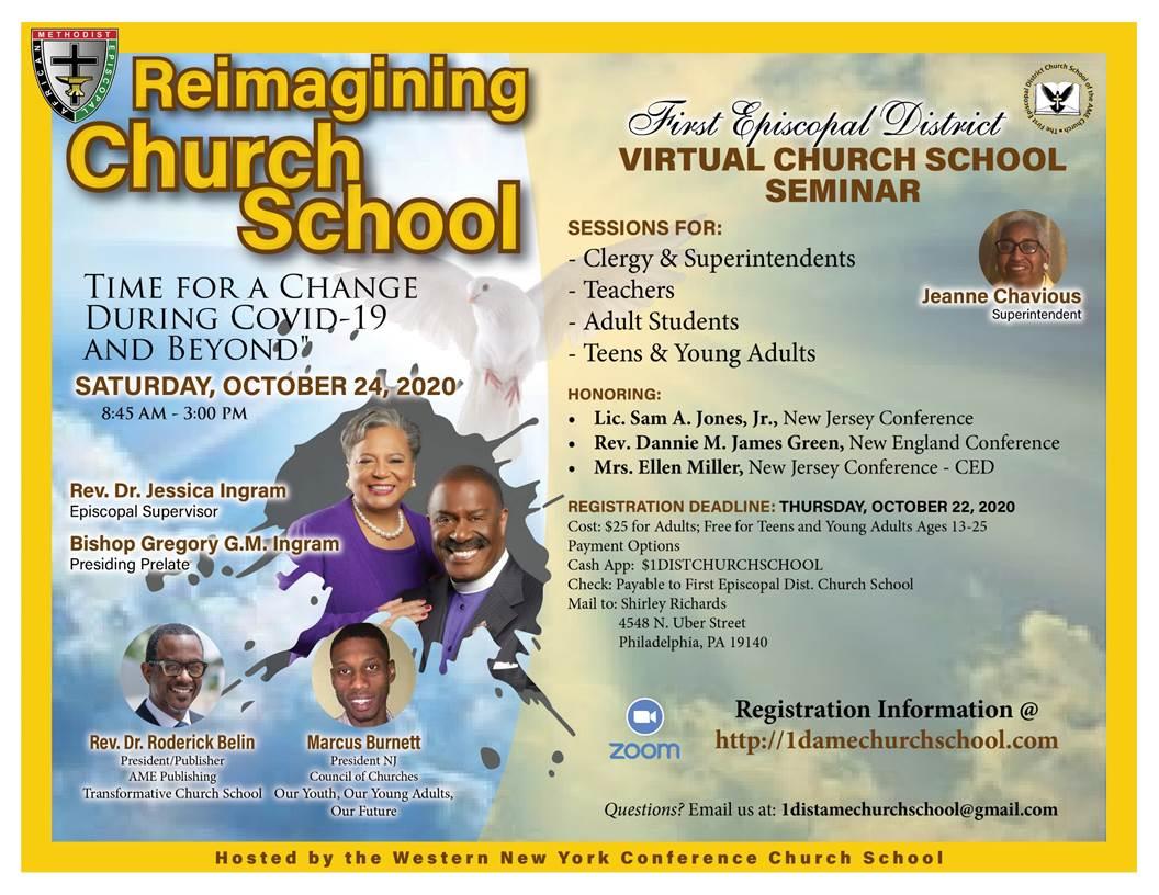 1st District Church School Seminar